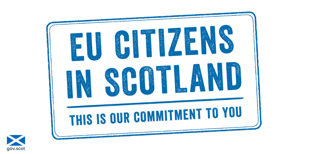 EU CITIZENS URGED TO STAY IN ANGUS SOUTH