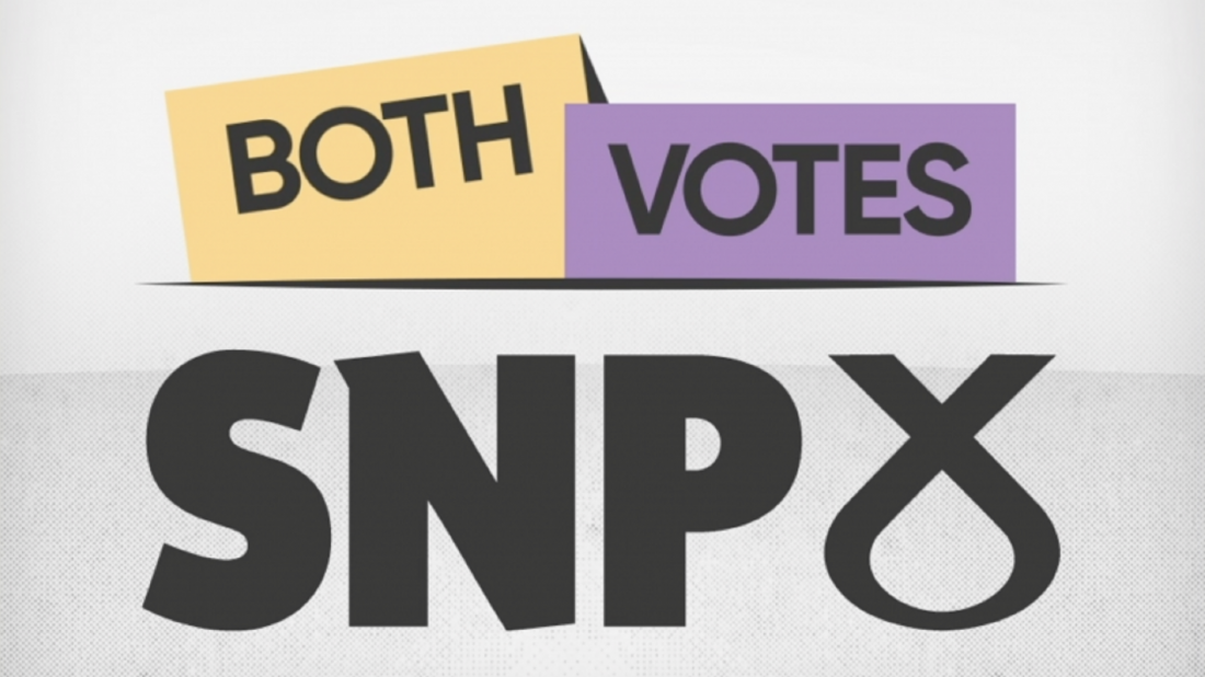 Both Votes SNP - Why It Matters