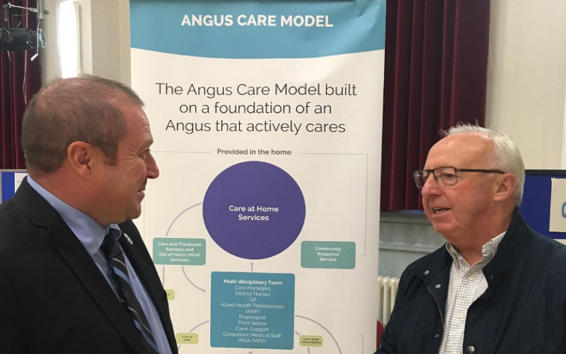 Angus Care Model - 'Continuing the Conversation'