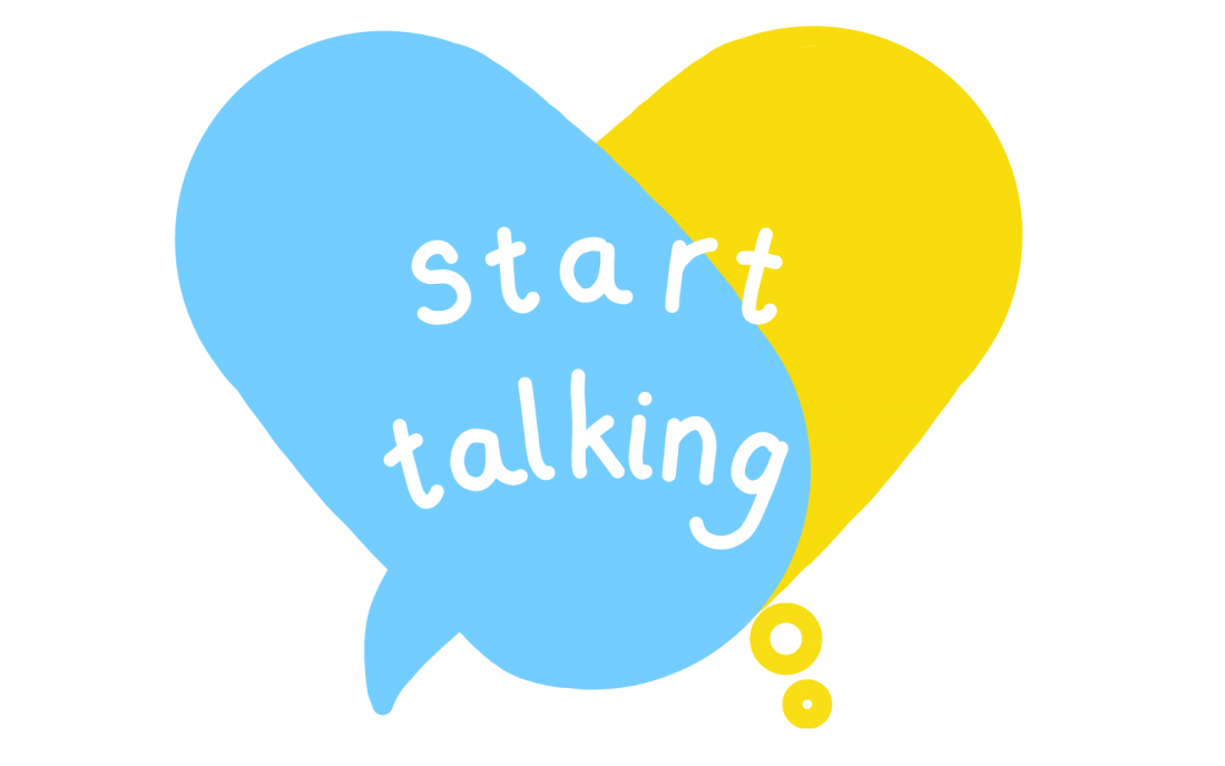 Pass the Badge - Start Talking