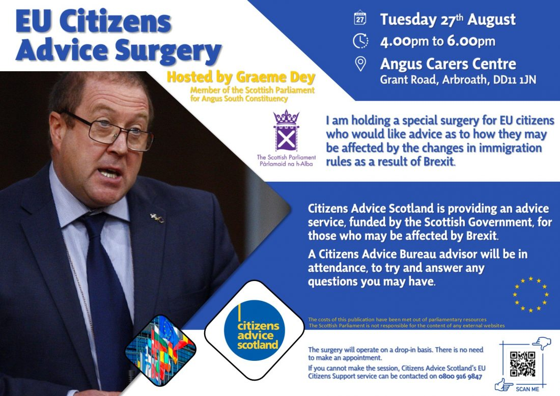 EU Citizens Advice Surgery
