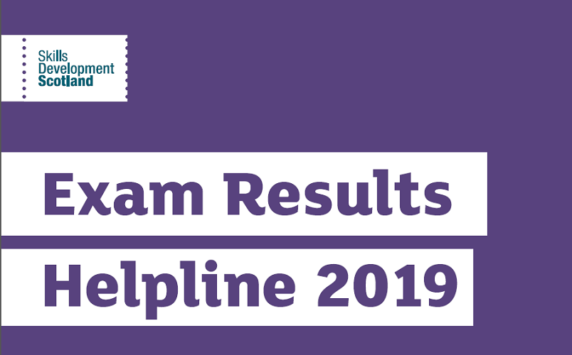 Exam Results Helpline Offering Support Across Scotland