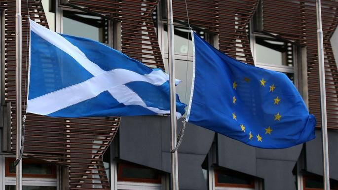 SCOT GOV RESPONDS TO BREXIT LEGAL TEXT