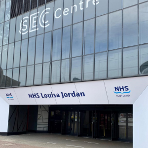 NHS Louisa Jordan to help health service recovery