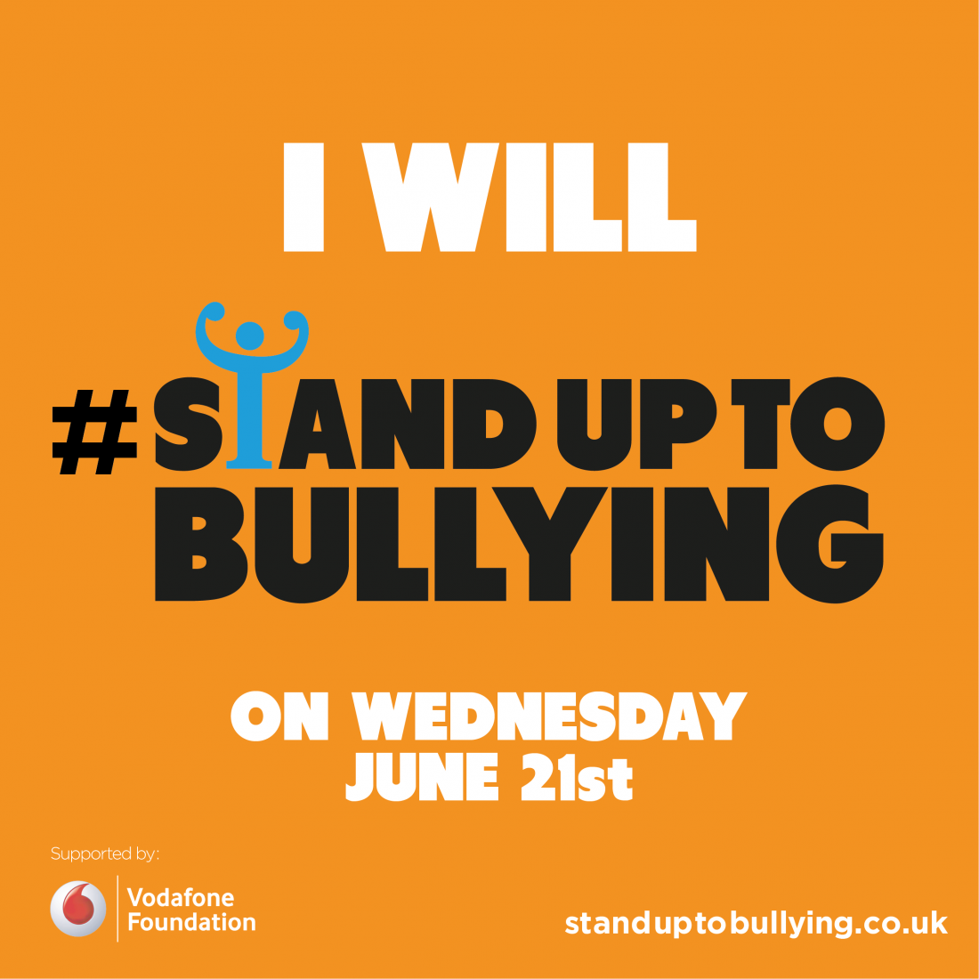 Stand Up to Bullying Day 2017