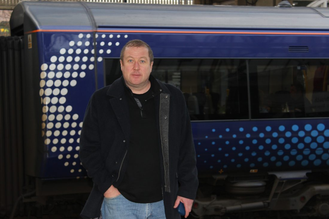 MSP Welcomes Scotrail