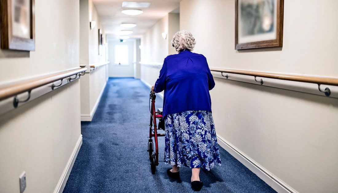 £1M TO KEEP CARE HOME RESIDENTS CONNECTED